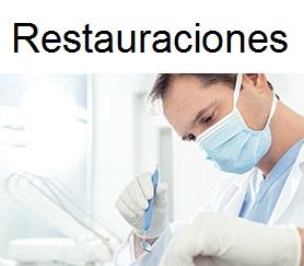 especialistas restauraciones dientes madrid